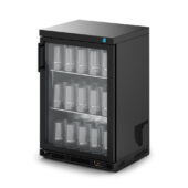 IMC Ventus VR60 Glass Froster [Front Load] - Glass Door - Black Painted Frame - H 900 mm - W 600 mm