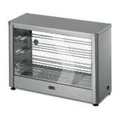 Lincat Seal Counter-top Pie Cabinet - Heated - W 710 mm - 0.75 kW