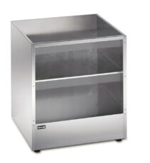 Lincat Silverlink 600 Free-standing Ambient Open-Top Pedestal without Doors - W 600 mm