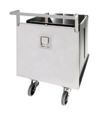 Trolley for IP600 Waste Compactor