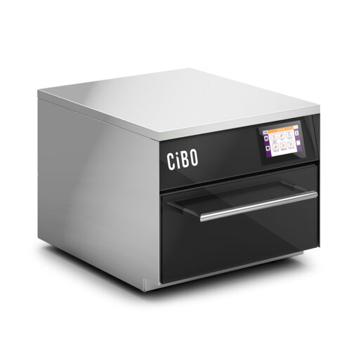 Lincat CiBO Counter-top Fast Oven - Black Glass Front - W 437mm - 2.7 kW