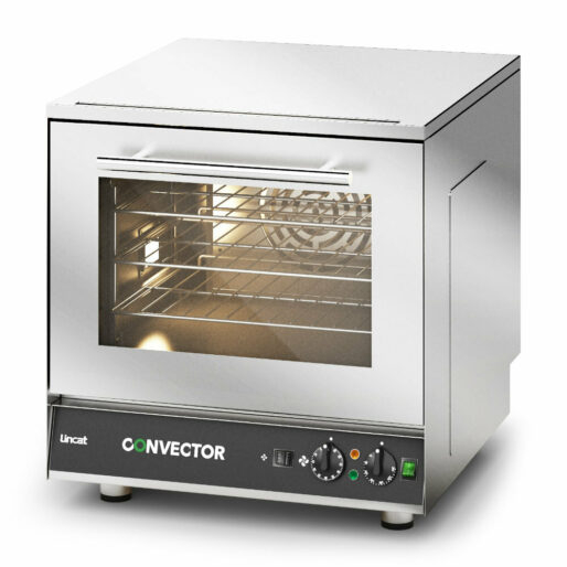 Lincat Convector Manual+ Electric Counter-top Convection Oven - W 610 mm - D 750 mm - 3.0 kW