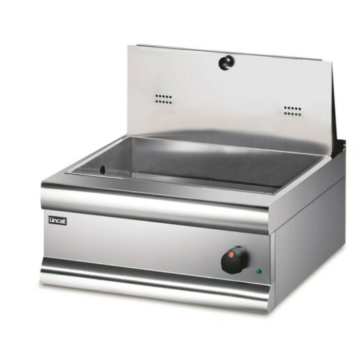 Lincat Silverlink 600 Electric Counter-top Chip Scuttle - W 600 mm - 0.75 kW