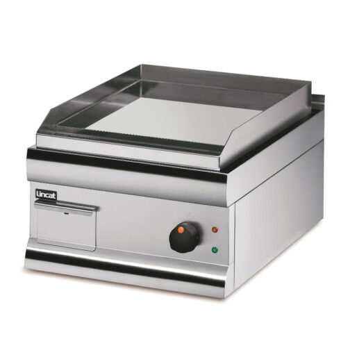 Lincat Silverlink 600 Electric Counter-top Griddle - Chrome Plate - W 450 mm - 2.7 kW