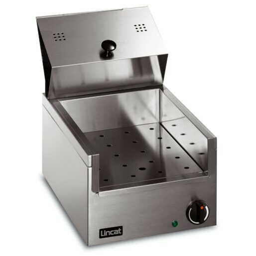 Lincat Lynx 400 Electric Counter-top Chip Scuttle - W 285 mm - 0.25 kW