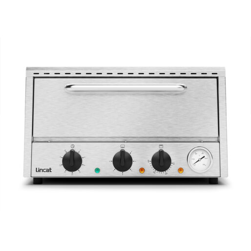 Lincat Lynx 400 Electric Counter-top Pizza Oven - Single-Deck - Stainless Steel - W 530 mm - 2.2 kW