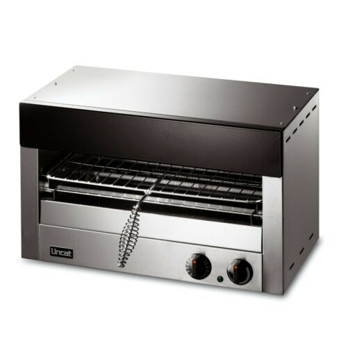 Lincat Lynx 400 Pizzachef Electric Counter-top Infra-Red Grill with Rod Shelf - W 552 mm - 3.0 kW