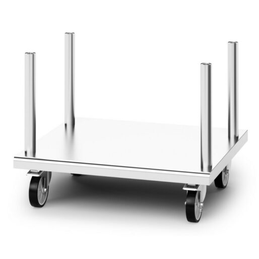 Lincat Opus 800 Free-standing Floor Stand with Castors - for units W 900 mm