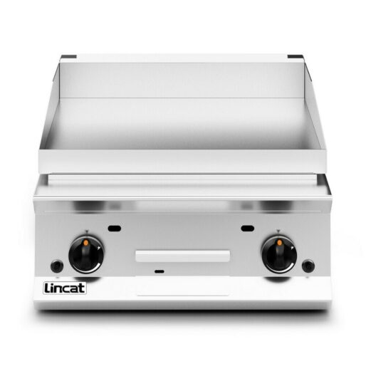 Lincat Opus 800 Propane Gas Counter-top Griddle - W 600 mm - 15.5 kW