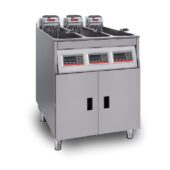 Electric Triple Tank Fryers