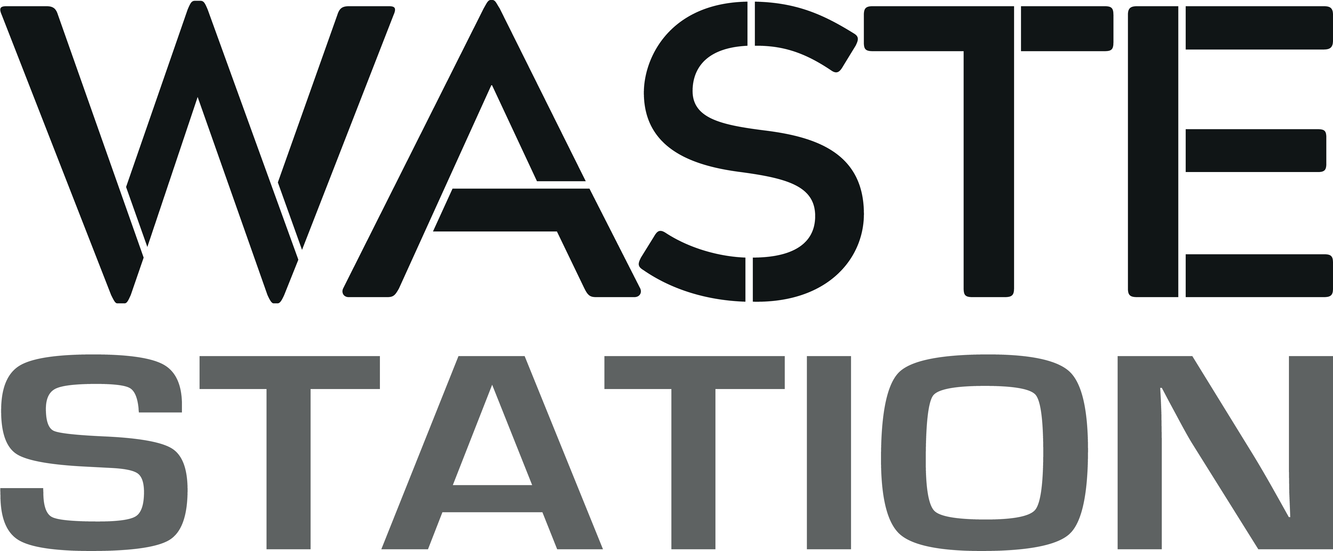 Waste Station Logo